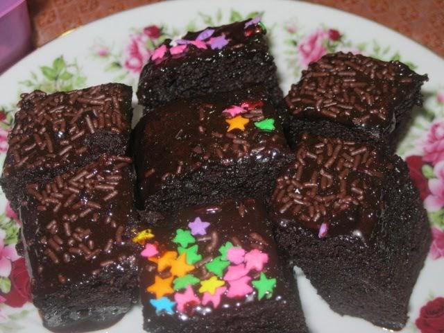 Dari Dapur Ummi: Kek Coklat Kukus Mudah