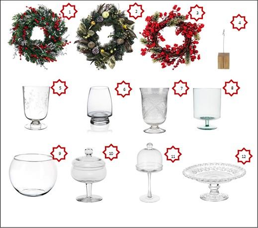 Sugestões para decorar a mesa de natal