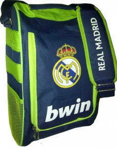 tas futsal murah Real Madrid