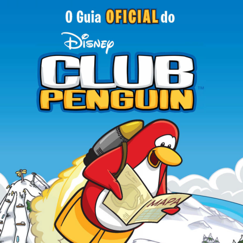 O Guia Oficial Do Club Penguin Book Codes