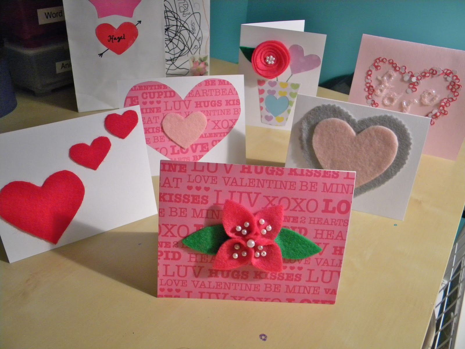 The Pretty Kitty Studio Simple Heartfelt Cards For Valentines Day