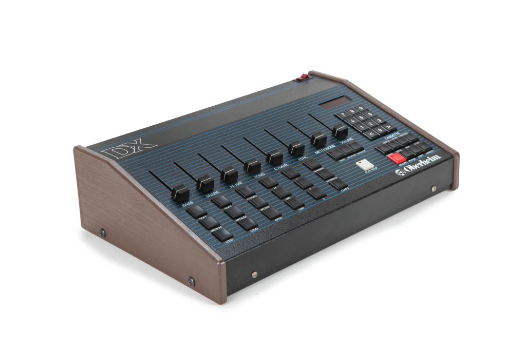 dx drum machine