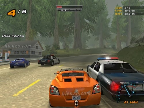 Need For Speed: Hot Pursuit 2 PC Gameplay