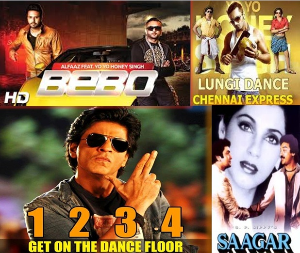 Ahmedabad dj 39 s club adc bebo lungi dance 1234 get for 1234 get on the dance floor dj