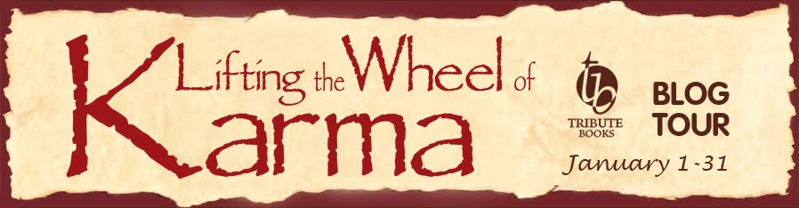 Lifting the Wheel of Karma Blog Tour