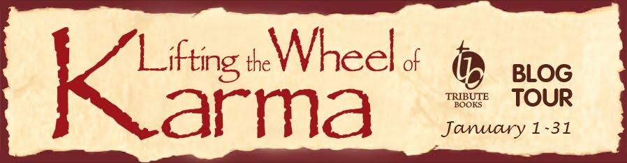 Lifting the Wheel of Karma Blog Tour