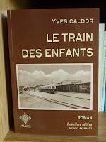 Le train des enfants - Yves Caldor