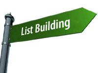 keuntungan list building, benefit of list building, list building, buyer list