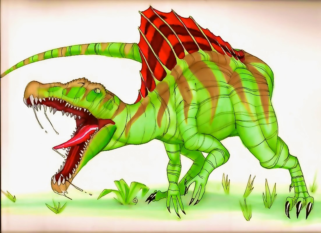 The Natural World The Biggest Carnivorous Dinosaur Part 3