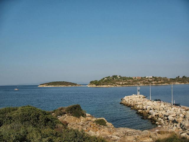 Ormos Panagias Sithonia Greece