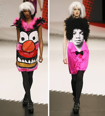 20 Weirdest Fashion Trends: Micheal Jackson Dress