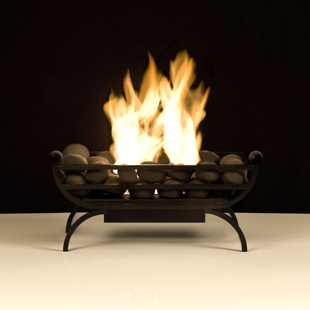 Gel fireplaces bio fires official company blog diy bio fires athena grate a contemporary take on a smaller traditional basket will enhance an old existing fireplace and bring style to any room solutioingenieria Gallery