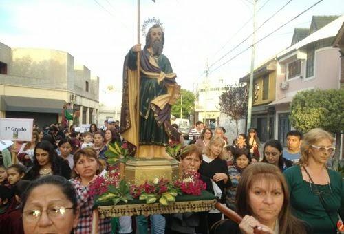Hoje a Igreja comemora o dia de São Judas Tadeu, padroeiro das causas impossíveis