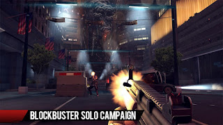 Modern Combat 4: Zero Hour v1.0.6 for Android