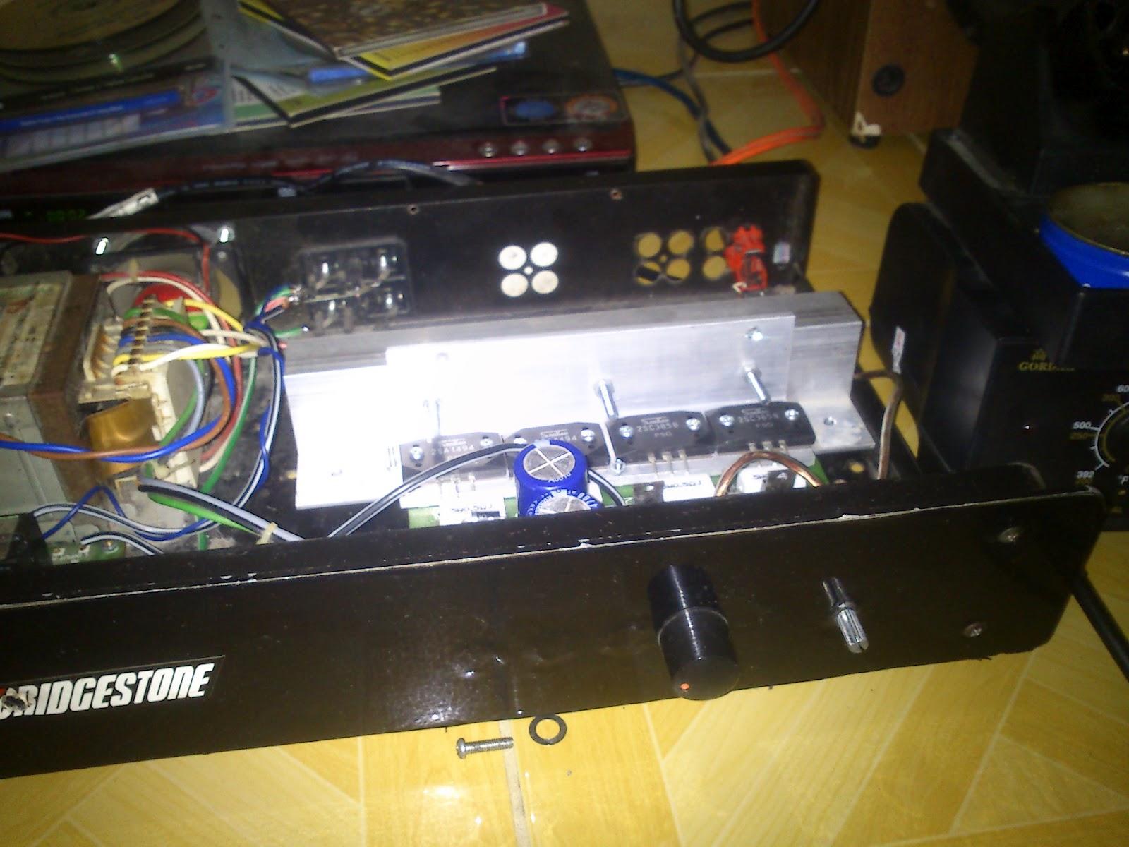 Iqbal Blogs Merakit Subwoofer Amplifier Murah Lm324 Op Amp Http Wwwpic2flycom Lm324opamphtml