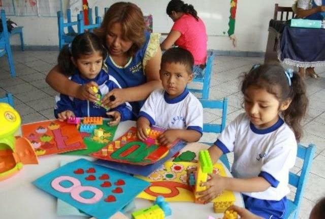 Educacion inicial para que educar en la primera infancia for Que es jardin de infancia