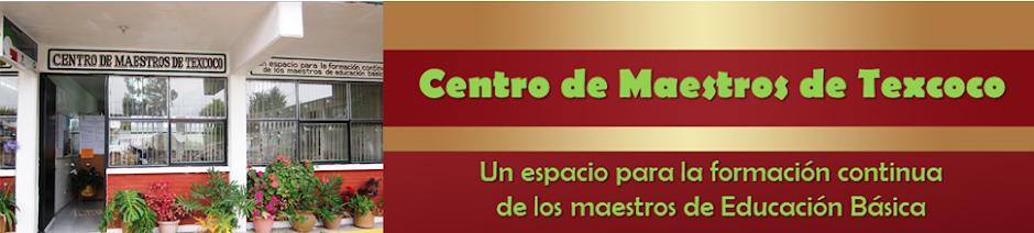 Centro de Maestros de Texcoco