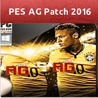 PES AG Patch 2016 V1.0