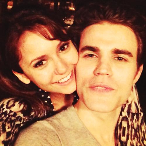 Stelena Lovers ♥: Paul And Nina (Public Apperances)
