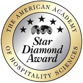The prestigious Star Diamond Award