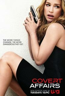 Covert Affairs (Temporada 5)