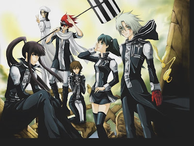 d gray man wallpaper. D.Gray-man (TV) All Episodes