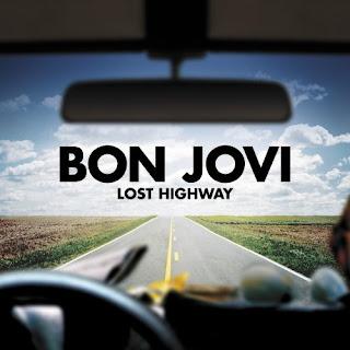 Bon Jovi Lost Highway CD Capa