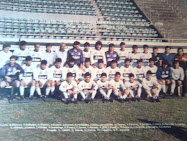 Club Olimpia - Paraguay 1991