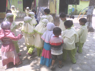 Contoh Pendidikan Pentingnya Kerjasama Pada Murid KB & TK