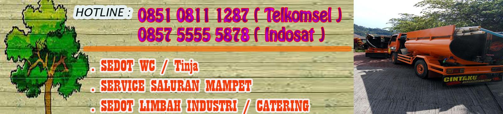 (Daftar Harga) Sedot WC Surabaya Murah 085108111287