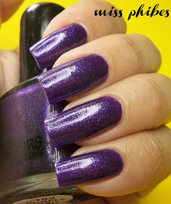 Millanel Purple Orbit