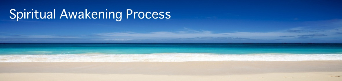 Spiritual Awakening Process