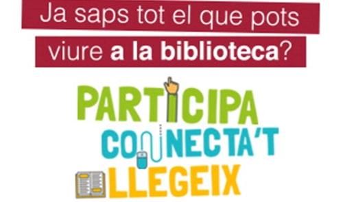 Ja saps tot el que pots viure a la biblioteca?