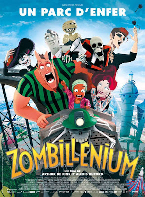Zombillénium streaming VF film complet (HD)