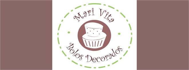 Mari Vita - Bolos Decorados