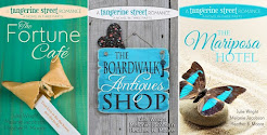 The Tangerine Street Romance Series