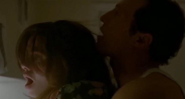 sexo entre cohle y maggie