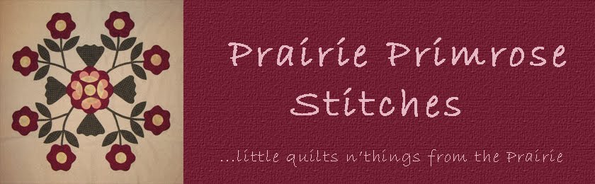 Prairie Primrose Stitches