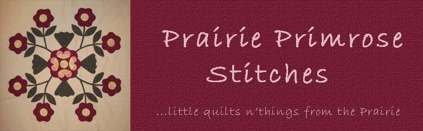 Prairie Primrose Stitches