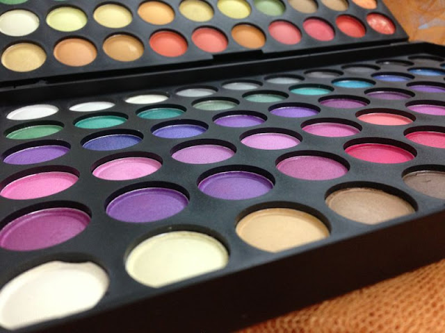 120 Color Eyeshadow Palette 1st Edition By Beautystore4u.co.uk