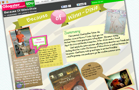 Because of Winn Dixie Book Study   Activities Packet   Activities     Because of Winn Dixie Book Study   Activities Packet  Click