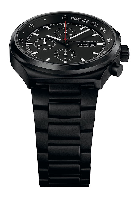 Porsche Design P 6510 Black Chronograph Time And Watches