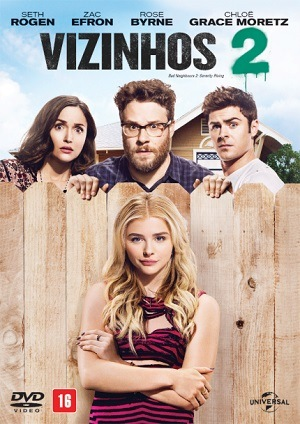 Vizinhos 2 BluRay Filmes Torrent Download capa