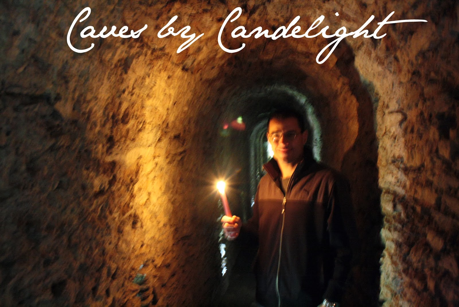 Exploring Castle Rheinfels by candlelight - The Tipsy Terrier blog