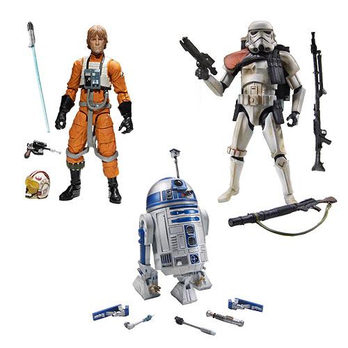 Star Wars Action Figures Black Series