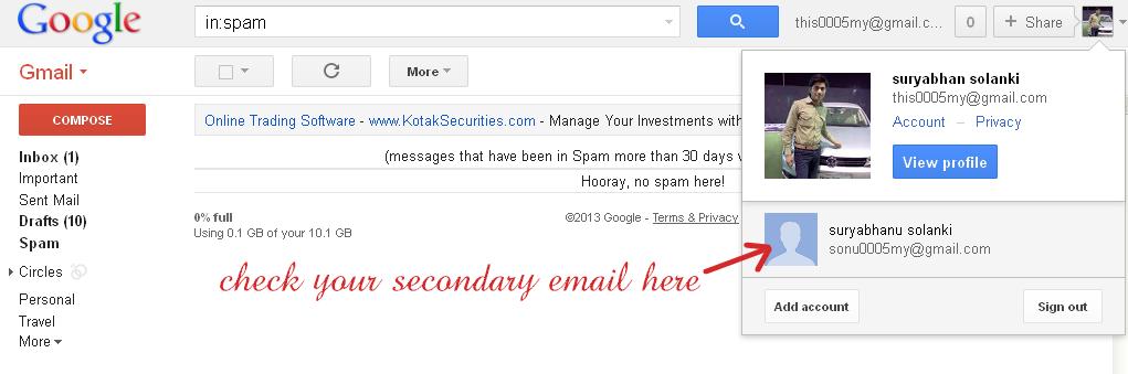 Bruteforce gmail hotmail yahoo using Hydra - Hackaholic