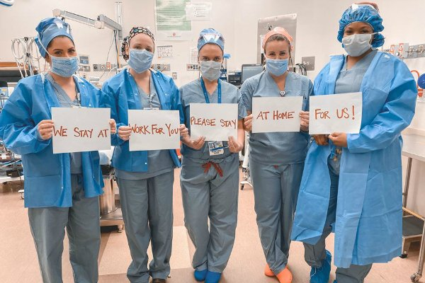 STAY SAFE EVERYONE