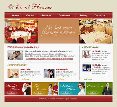 free event planning templates excel