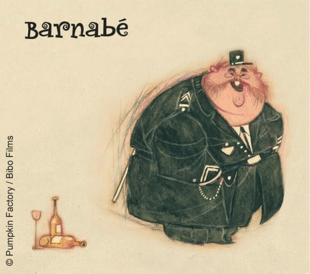 french roast barnabe