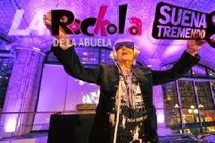 LA ROCKOLA DE LA ABUELA